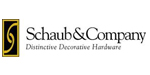 schaub & company Cabinet Hardware Manufacturer