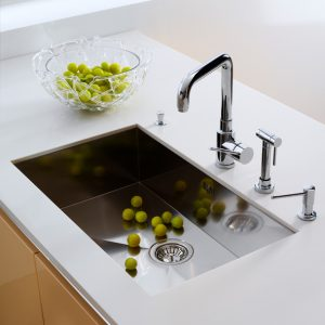 Add A Beautiful Modern Sink To Your Kitchen With An Undermount