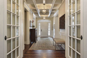 Entryway Advice: Improving the Foyer