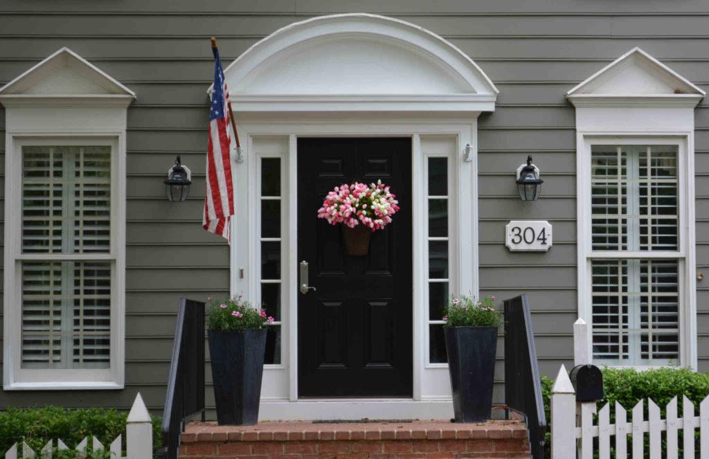 home exteriors front door transformations walterworks hardware